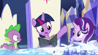Twilight Sparkle -from every corner of our land- S7E25
