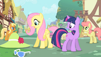 Twilight dun goofed S1E20