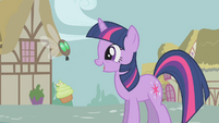 Twilight gets an idea S1E10