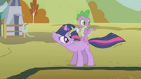 Twilight mane flow S1E13