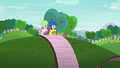 Apple Bloom and Sweetie Belle at the start of the track S6E4.png