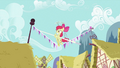 Apple Bloom holding a pole S2E06.png