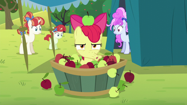 File:Apple Bloom spits out an apple S5E17.png