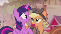 """Applejack """"what can I do for you?"""" S5E25"""