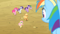 Applejack 'We've gotta round up these beasts with wings first' S4E07.png