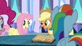 Applejack and Fluttershy singing S3E1.png