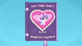 Baby Flurry Heart's Heartfelt Scrapbook mock cover BFHHS2.png