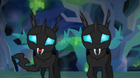 Changeling 2 -of course not you- S8E22