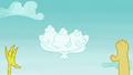 Cloud shaped like ice cream sundae S5E22.png