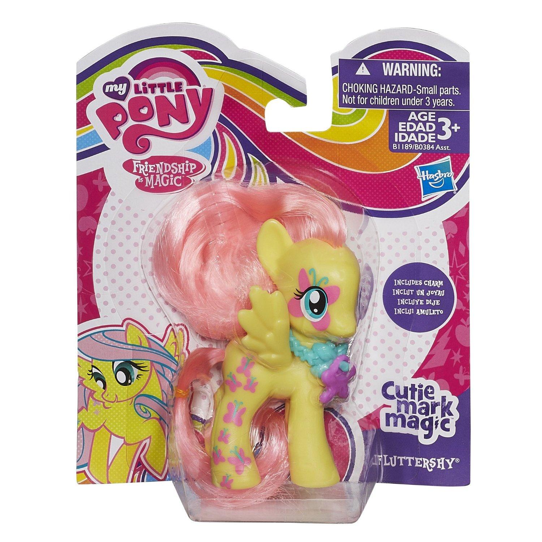image  cutie mark magic fluttershy doll packaging