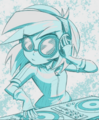 DJ Pon-3 illustration by Katrina Hadley cropped EG2.png