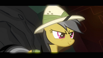Daring Do moving on with determination S2E16