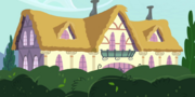 Diamond Tiara's house S4E15