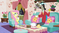 "Discord ""the weather today is particularly nice"" S7E12"