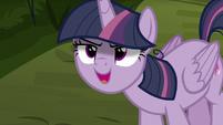 "Fake Twilight Sparkle ""you need me"" S8E13"