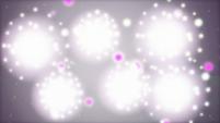 Fireworks bursting in the sky S7E2