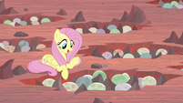 "Fluttershy ""maybe you'd like a song"" S9E9"