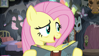 "Fluttershy ""we can probably skip this one"" S7E20"