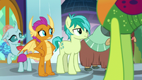 Ocellus -none of us are- S8E2