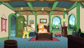 Pear Butter and her father in her bedroom S7E13.png