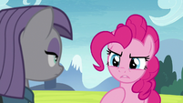 "Pinkie Pie ""a party with your own sister!"" S8E3"