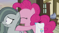 Pinkie Pie pushing Marble outside S5E20.png