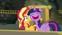 """Princess Twilight """"I found something!"""" EGFF"""