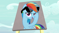 "Rainbow Dash ""it gives me the courage to fail"" S7E14"