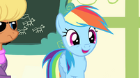 Rainbow Dash -all you gotta do- S4E05