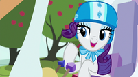"""Rarity """"do these look like usual carts"""" S6E14"""
