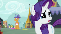 "Rarity ""there's not a moment to lose"" S8E18"