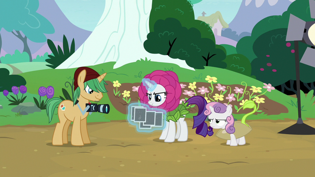File:Rarity looking at the photographs S7E6.png