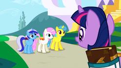 S01E01 Przyjaciółki Twilight