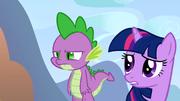 S01E13 Zirytowany Spike