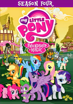 Season 4 DVD cover