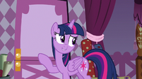 Twilight Sparkle -they're being unreasonable- S7E14