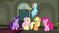 Twilight Sparkle confident --we can fix this-- S6E9