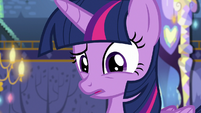 Twilight Sparkle confused -believable-- S7E14