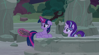 Twilight Sparkle defeated -you're right- S7E25