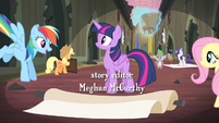 "Twilight and friends' ""magical makeover"" S4E06"