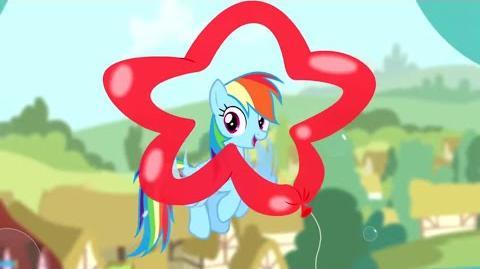 -Czech- My Little Pony - The Goof Off -HD-