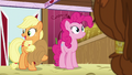"Applejack ""in the barn during your visit"" S5E11.png"