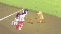 Applejack 'we switched places' S2E05