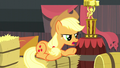 Applejack punishing the Crusaders S5E6.png