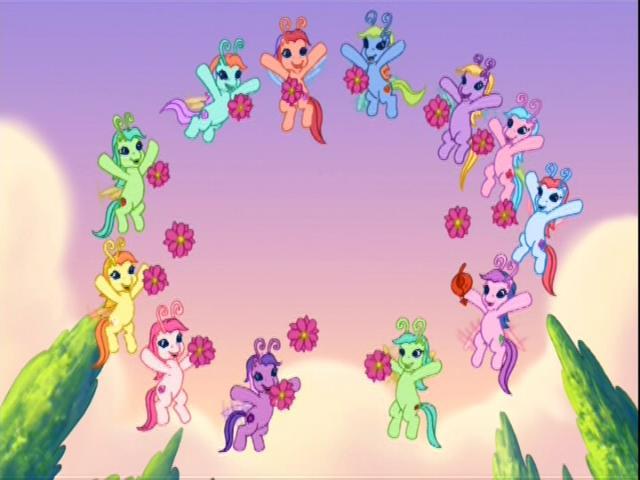 Breezies   My Little Pony Friendship is Magic Wiki   FANDOM