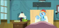 Dash trying not to look at book S2E16.png
