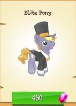 Elite Pony MLP Gameloft