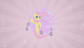 Fluttershy's Element necklace about to form S1E02.png