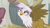 Gilda calling Pinkie and Rainbow dweebs S5E8