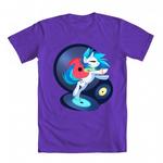 Merchandise T-Shirt Fanart DJ Pon-3